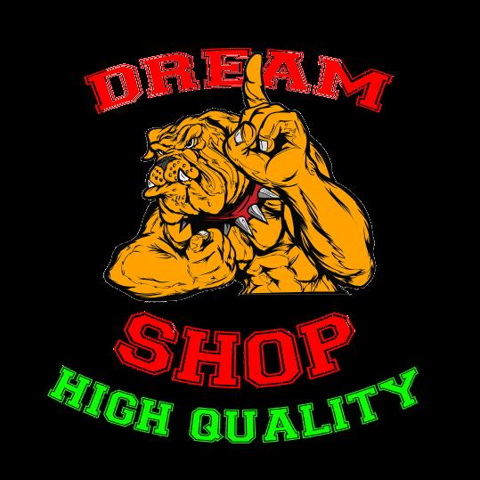 Logo Dream Shop High Quality